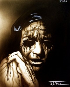 Blind Maiden- leyenda