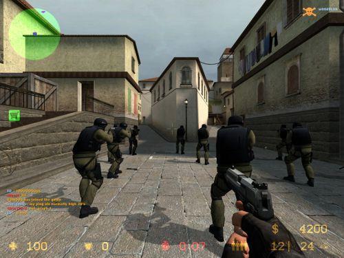 Counter-Strike: El Server del Infierno(creepypasta)